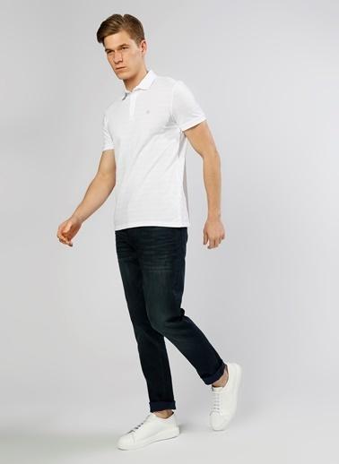 Mavi Mavi Beyaz T-Shirt Beyaz